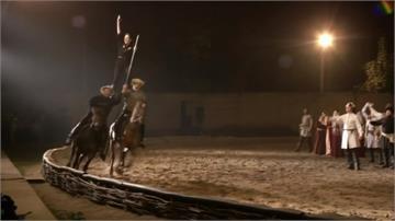 高加索養馬文化源遠流長 劇團花式馬術表演