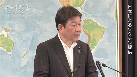 日本提供100萬劑AZ給越南 擬透過COVAX追加疫苗給台越