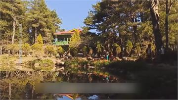 作法?台中福壽山天池見進香團沿途灑米臉譜畫八家將...網友群起撻伐 廟方致歉了