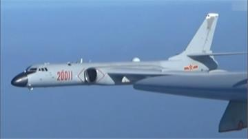 中國不只飛機衝ADIZ 軍艦也擾台1000多次