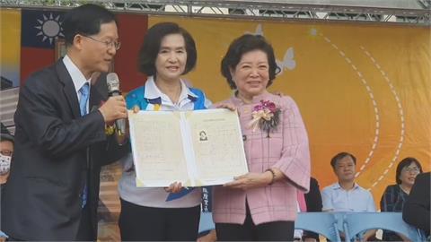 蘭陽女中83周年校慶 陳淑芳回母校場面嗨