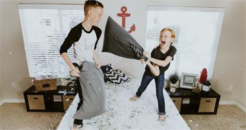 小孩在家要幹嘛?做這些 邊玩邊運動還能增強免疫力!
