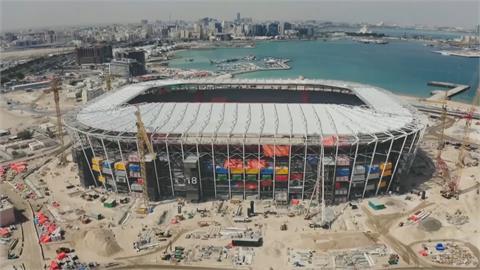 卡達世足用二手貨櫃建體育場 賽後可拆除