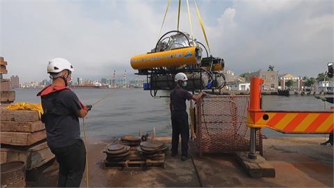 MIT迷你潛水艇成功載人入艙 女工程師完成任務