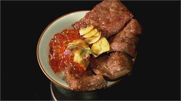 燒肉變身「一皇二后飯」 鮭魚卵、海膽鮮味迸發