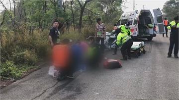 慘!台中資訊盃路跑意外40歲男跑者噎到倒地 10分鐘CPR無效不治