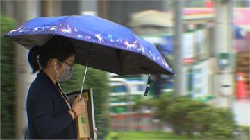 快新聞/北東今仍濕涼! 北北基宜豪、大雨特報  雨要下到「這一天」才會停