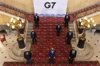 快新聞/G7外長會議公報首次強調台海和平 外交部:感謝支持肯定