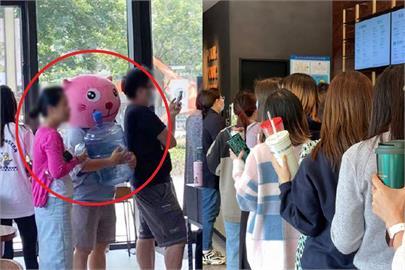 快新聞/中國星巴克限時1小時「自帶杯免費」 有人提超大桶裝瓶卡位網看傻
