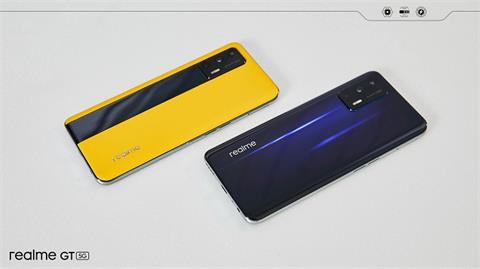 3C/電競體驗絕對強悍! realme GT 手機 採用滿血版 LPDDR5和UFS3.1