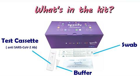 共同抗疫 金融業捐快篩試劑、補助員工買防疫物資
