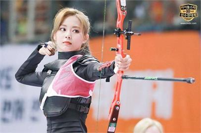 周子瑜射箭畫面推特瘋傳 網友以為「東奧選手」狂告白:愛上台灣代表