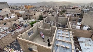 約旦奧運拳擊兄弟檔 自家屋頂視訊練拳