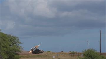 反制中國?環太平洋軍演 美日陸軍首射反艦飛彈