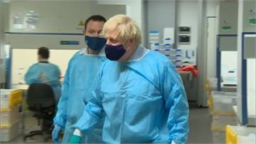 兩頭燒!疫情中又鬧獨立議題 強森急視察蘇格蘭