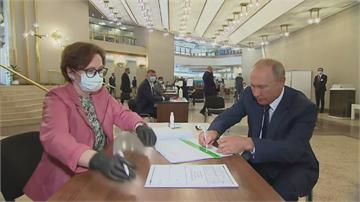 俄國78%民眾支持憲改 蒲廷願意可連任至2036年