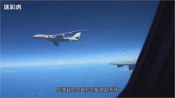 快新聞/中國共機飛經巴士海峽  國防部證實:嚴密掌握