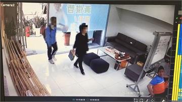 爆江媽炒房集團 議員辦公室遭人踢館