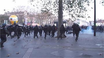 全球/「整體安全法」助長警暴力?法國民眾上街抗議