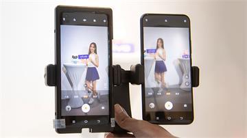 vivo在台展示自家「微雲台影像系統」技術 稱防震效果超過傳統OIS三倍