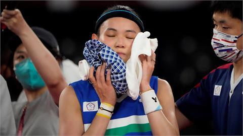 東奧/戴資穎3度征戰奧運膝蓋全是傷 謝球迷關注曝心情:我沒事!