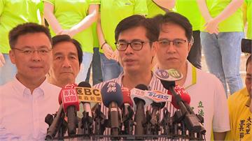 快新聞/陳其邁帶著「防疫外交」經驗 表示當選將努力為高雄拚城市外交