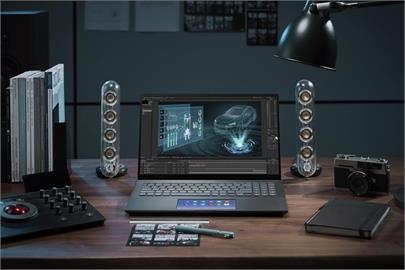 為創作而生!ASUS ZenBook Pro 15 OLED 配備極窄邊框螢幕及 5.65 吋智慧觸控板