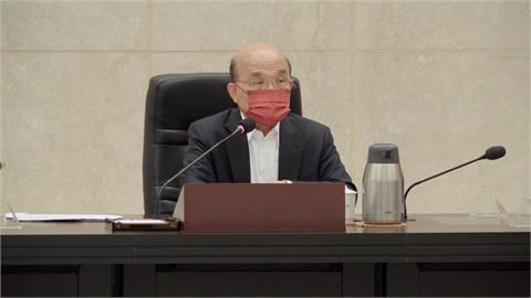 快新聞/蘇貞昌邀立院黨團達成2結論 五倍券免付1千元對象再擴大