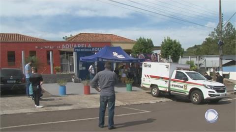 巴西男持刀闖托兒中心砍殺  3幼童2員工喪命