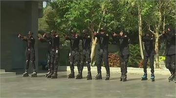 風火輪戰警出動!巴基斯坦成立直排輪警隊打擊街頭犯罪