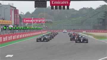 F1義大利伊莫拉大賽 賓士車隊創總冠軍7連霸紀錄