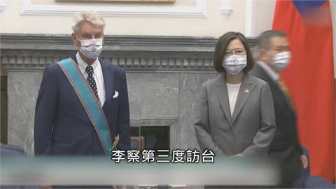 澳洲前總理用「鄰居」比喻 批中國不樂見台灣進步