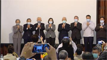 台灣認同越來越高 總統:感謝台灣之友會努力