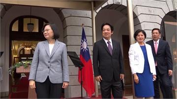 蔡總統520就職典禮 防疫團隊觀禮成亮點