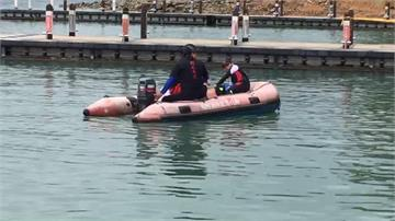 女子出遊日月潭落水失蹤 遭尋獲已無呼吸心跳