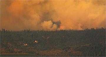 加州野火一波未平一波又起 酒鄉燒毀1.1萬英畝