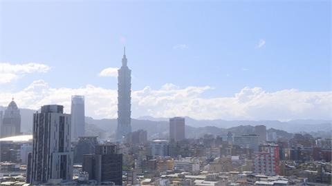 入夜有雨溫度驟降!北台灣低溫約20度