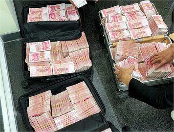 網紅嗆態度差「怒領2000萬現金」!銀行曝真相:他沒戴口罩被保安攔下