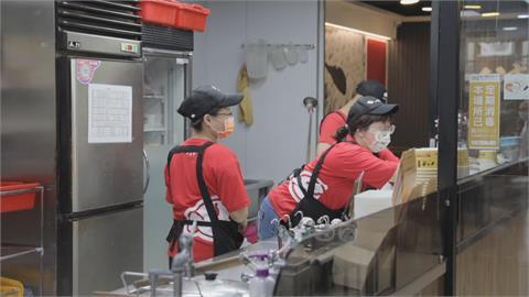 新北超商與連鎖鍋貼店免費供餐 學生與幼童家長可取餐