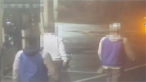 支開加油站員工 2竊賊調虎離山偷收銀櫃現金