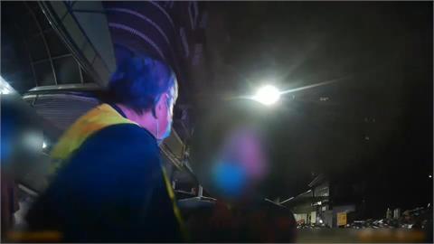 乘客醉倒報警求助 通緝犯司機自投羅網