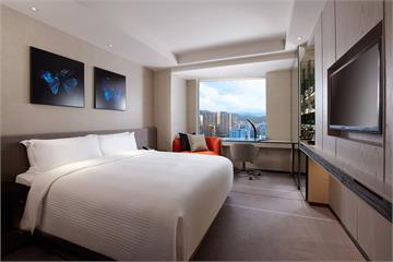 快新聞/寒舍艾麗酒店轉為「防疫旅館」 10/17後不開放訂房