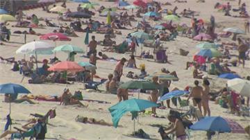 入夏首波熱浪來襲 西班牙多地高溫警戒