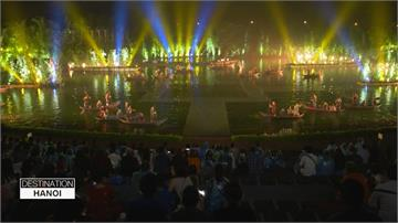 全球/千年古都河內 將歷史文化融入創新產業