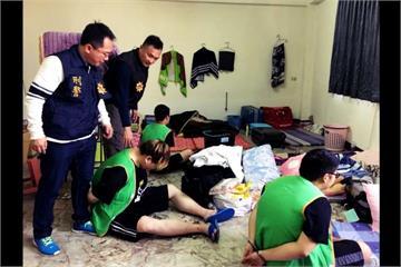 警方出動70多人攻堅 破詐騙機房逮29人