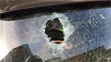 連2起隨機砸車事件 金山區居民驚恐