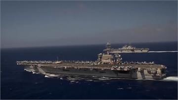 美國羅斯福號航母又染疫 傳出5官兵確診