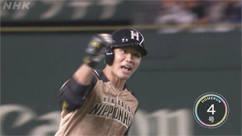 轟出逆轉比數2分彈! 賽後訪問王柏融感謝日本贈送台灣疫苗