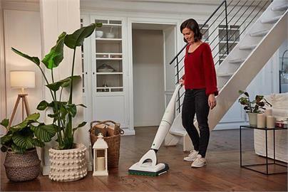 3C/德國百年家電福維克化身居家清潔神隊友 VB100無線吸塵器打造潔淨居家空間