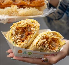 美食/基隆美食 延平街口早餐|基隆人氣早餐推薦 大份量「總匯蛋餅、飯糰」!